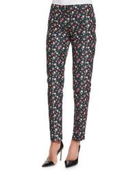 Pantaloni skinny a fiori original 4264311