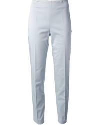 Pantaloni skinny azzurri