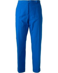Pantaloni skinny blu