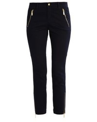 Pantaloni skinny blu scuro di Michael Kors