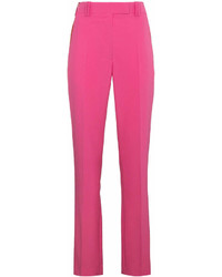 Pantaloni skinny fucsia