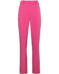 Pantaloni skinny fucsia di Calvin Klein