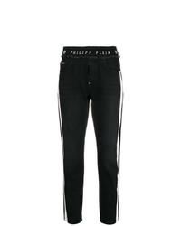 Pantaloni skinny neri e bianchi di Philipp Plein