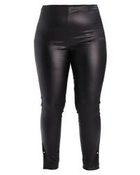 Pantaloni skinny neri di LOST INK