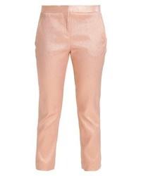 Pantaloni skinny rosa di Topshop