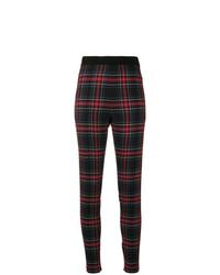082b4dab541e Pantaloni scozzesi neri da donna | Moda donna | Lookastic