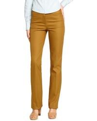 Pantaloni skinny senapi