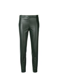 Pantaloni skinny verde scuro di Kiltie