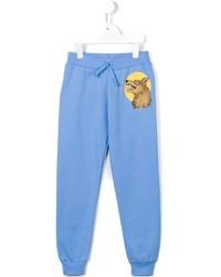 Pantaloni sportivi azzurri di Mini Rodini