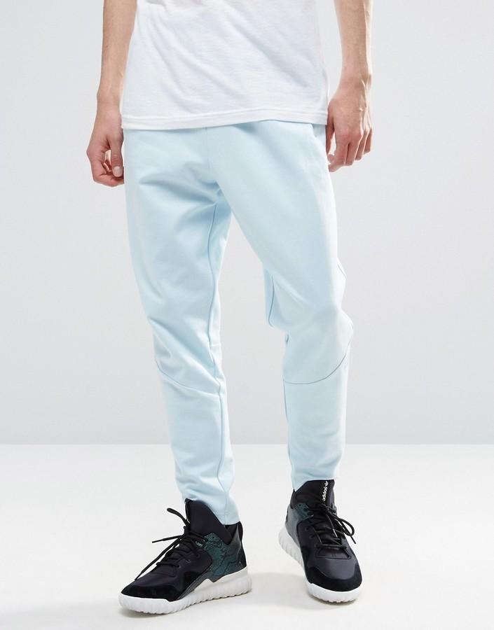pantaloni azzurri adidas