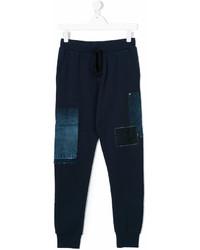 Pantaloni sportivi blu scuro di Diesel