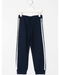 Pantaloni sportivi blu scuro
