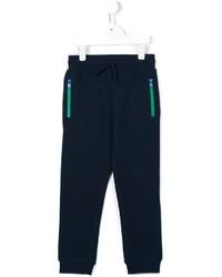 Pantaloni sportivi blu scuro di Stella McCartney