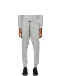 Pantaloni sportivi grigi di 3.1 Phillip Lim