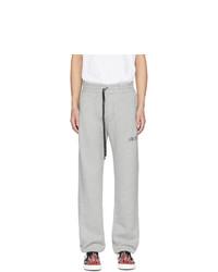 Pantaloni sportivi grigi di Amiri