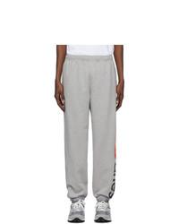 Pantaloni sportivi grigi di Aries