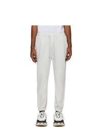 Pantaloni sportivi grigi di Juun.J
