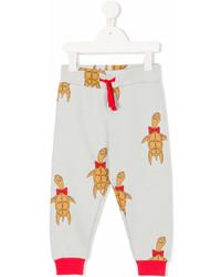 Pantaloni sportivi grigi di Mini Rodini