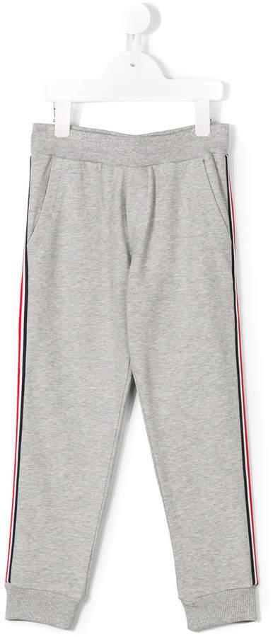 Pantaloni sportivi grigi di Moncler