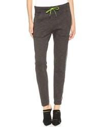 Pantaloni sportivi grigio scuro