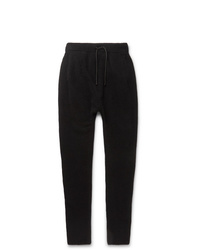 Pantaloni sportivi neri di Isabel Benenato