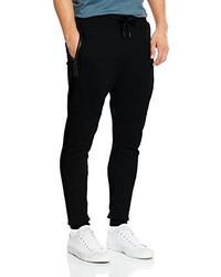 Pantaloni sportivi neri di Jack & Jones