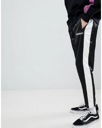 Pantaloni sportivi neri di Mennace