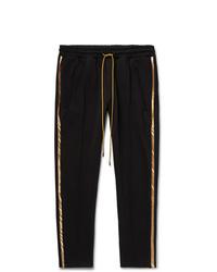 Pantaloni sportivi neri di Rhude