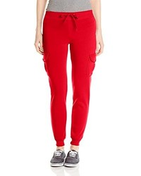 Pantaloni sportivi rossi