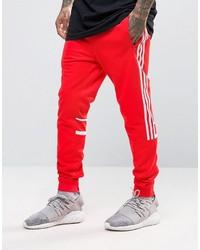 pantaloni rossi adidas donna