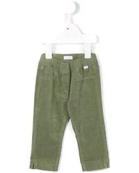 Pantaloni sportivi verde oliva di Il Gufo