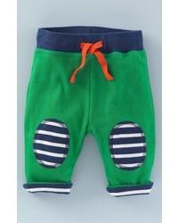 Pantaloni sportivi verdi