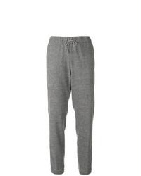 Pantaloni stretti in fondo a quadri grigi di Fabiana Filippi