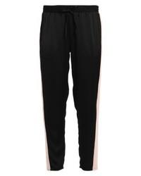 Pantaloni stretti in fondo neri di Even&Odd