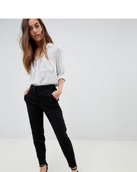 Pantaloni stretti in fondo neri di Y.A.S Petite