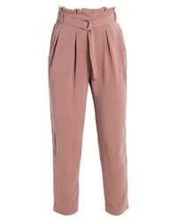 Pantaloni stretti in fondo rosa di Even&Odd
