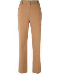 Pantaloni terracotta di Jil Sander