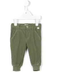Pantaloni verde oliva di Il Gufo