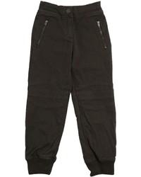 Pantaloni verde scuro