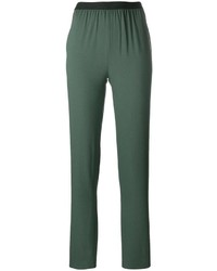 Pantaloni verde scuro di Antonio Marras