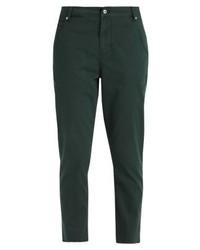 Pantaloni verde scuro di Diesel