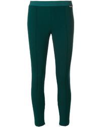 Pantaloni verde scuro di Twin-Set