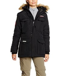 Parka nero di Geographical Norway