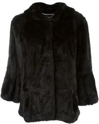 huge discount 98965 c78d2 Pellicce nere da donna di Twin-Set | Moda donna | Lookastic