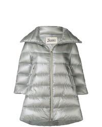 cheap for discount 1f1ec b3191 Piumini lunghi grigi da donna | Moda donna | Lookastic