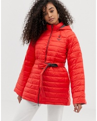 online store 09417 8b456 Piumini lunghi rossi da donna su Asos | Moda donna | Lookastic