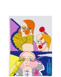 Pochette multicolore di Olympia Le-Tan
