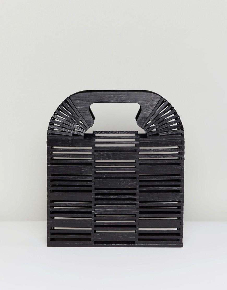 Pochette nera di ASOS DESIGN