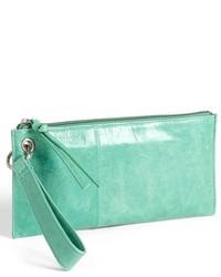 Pochette verde menta