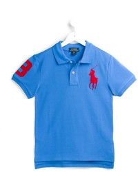 Polo blu di Ralph Lauren